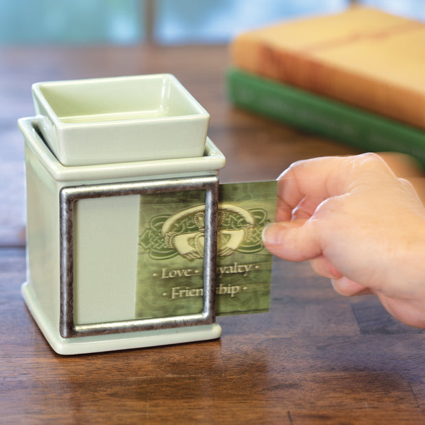 Interchangeable Blessings Wax Warmer