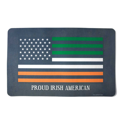 Proud Irish American Mat