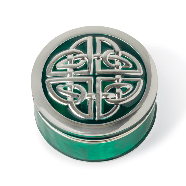 Celtic Knot Keepsake Box