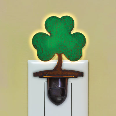 Shamrock Night Light
