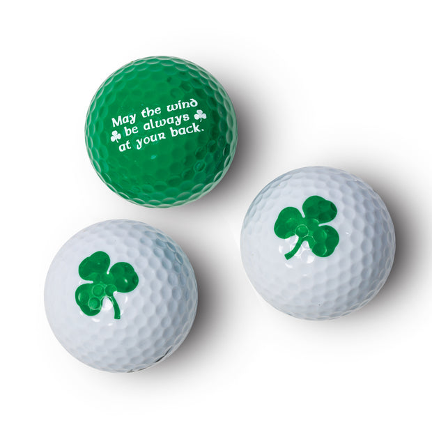 Irish Blessing Golf Balls