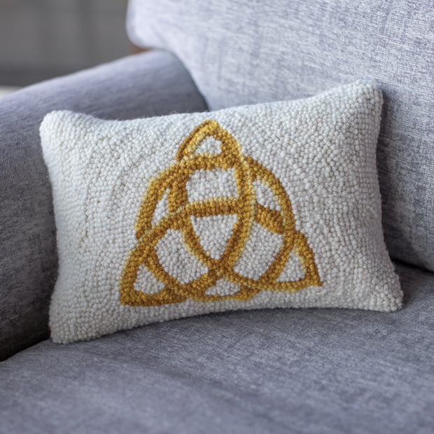 Celtic Trinity Pillow