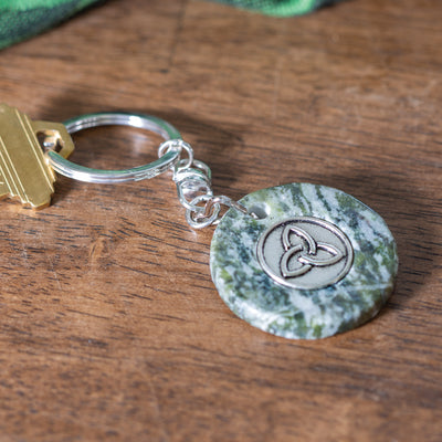 Celtic Connemara Keychain