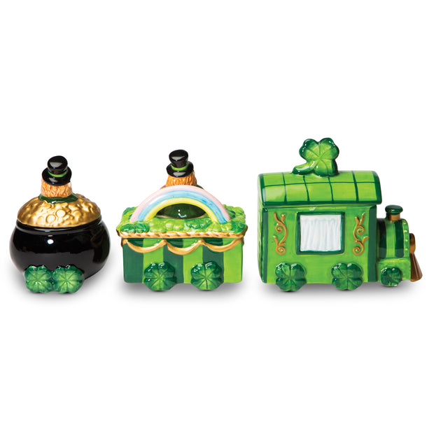 Leprechaun Luck Train Trinket