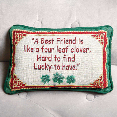 Irish Treasures Pillow