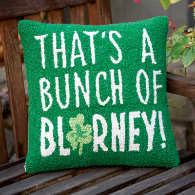 Blarney Pillow