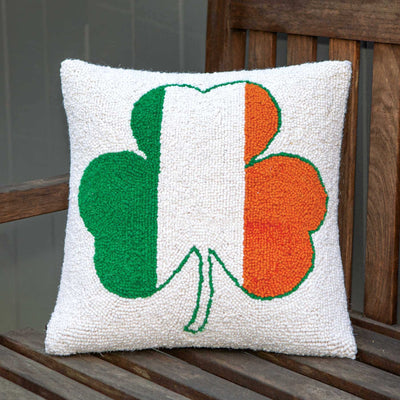 Irish Flag Pillow