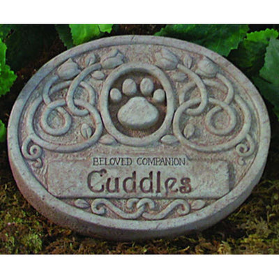 Personalized Pet Engraved Memorial Stone