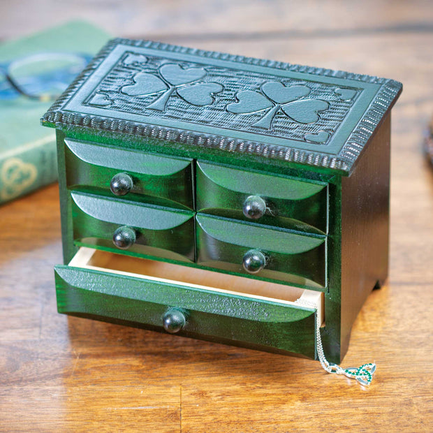 Shamrock Chest of Drawers