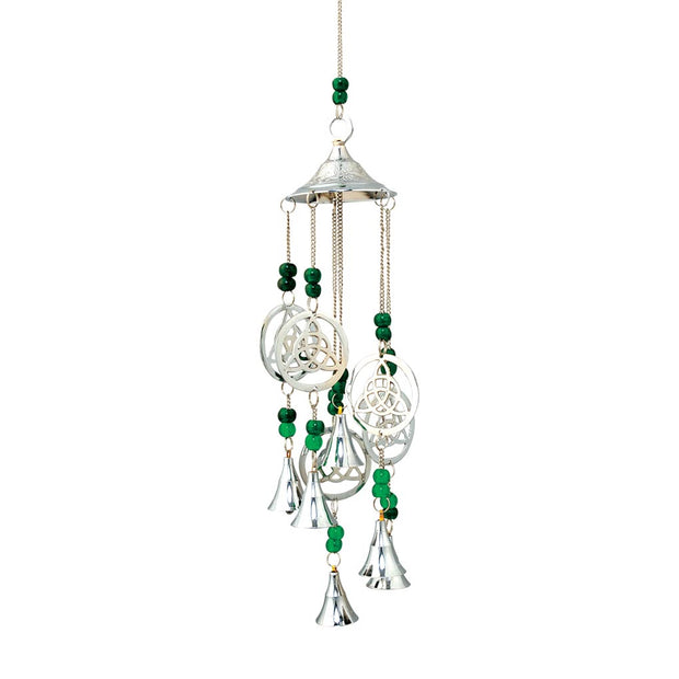 Trinity Knot Wind Chime