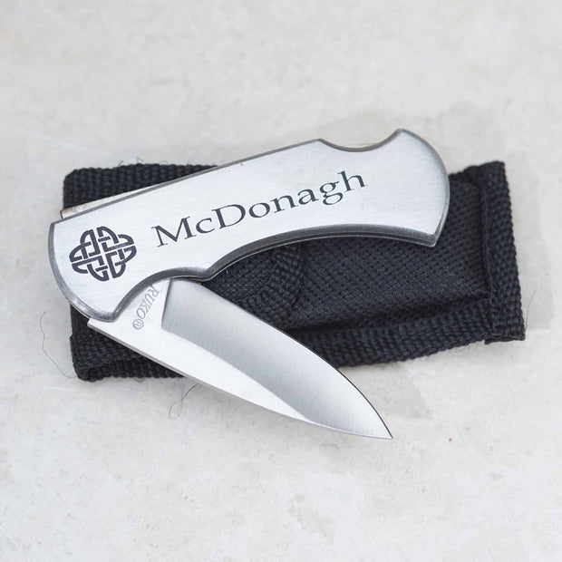 Personalized Stainless Knife