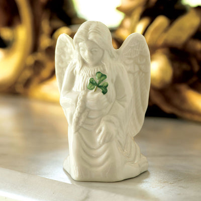 Belleek Angel of Protection