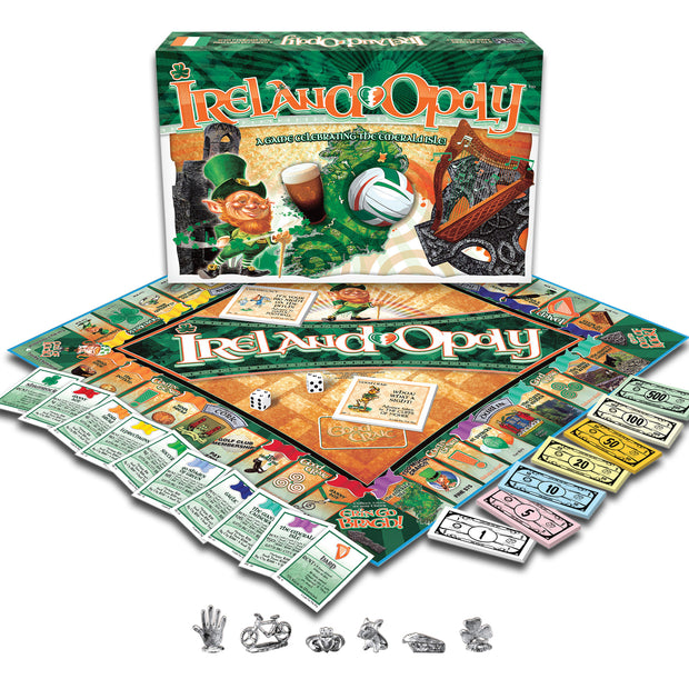 Ireland-Opoly Game