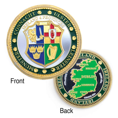 Four Provinces Coin