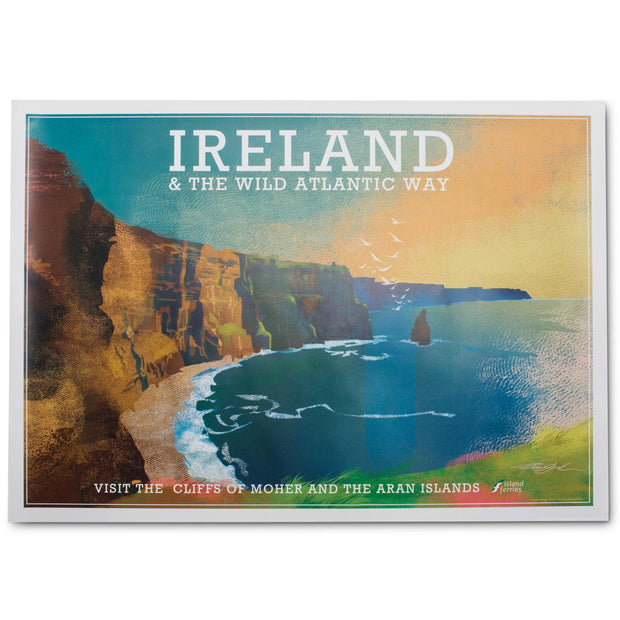 Wild Atlantic Way Print