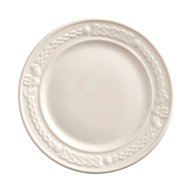 Belleek Claddagh Side Plate