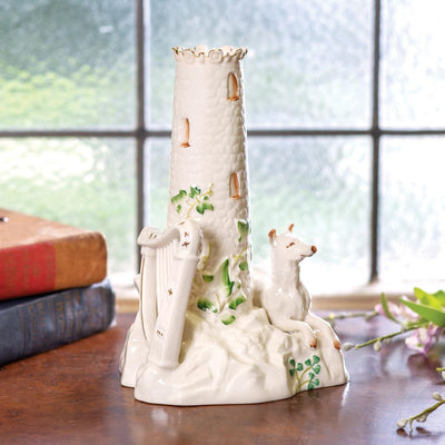 Belleek Tower Centrepiece