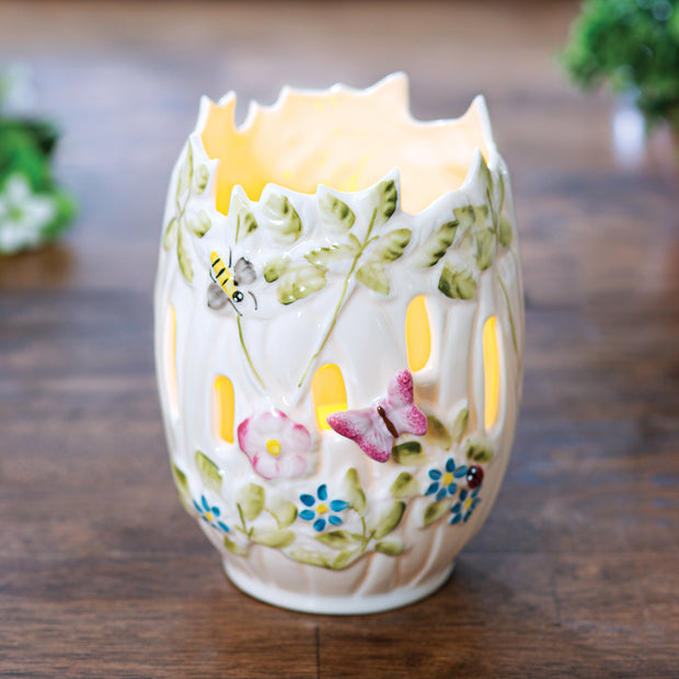 Belleek Catalina Votive