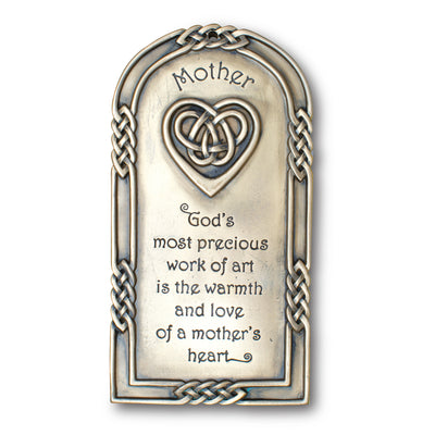 A Mother's Heart Plaque