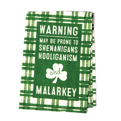 Shenanigans Tea Towel