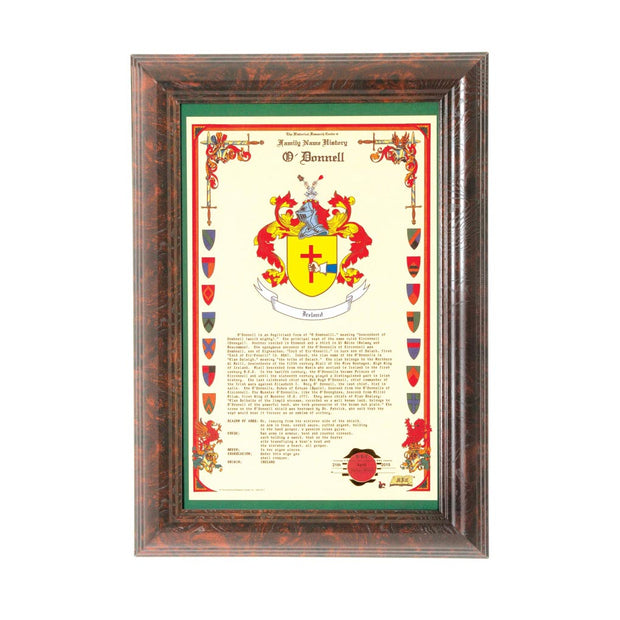 Coat of Arms History