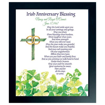 Irish Anniversary Blessing