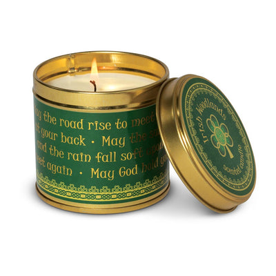 Irish Woodland Scented Candle