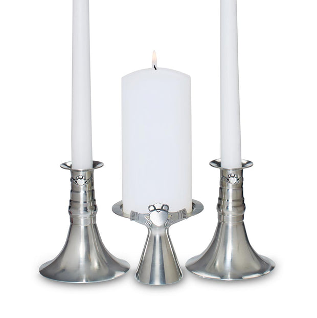 Claddagh Unity Candle holder