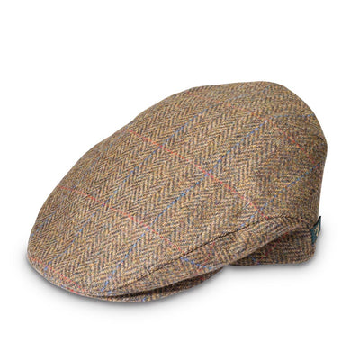 Brown Trinity Cap