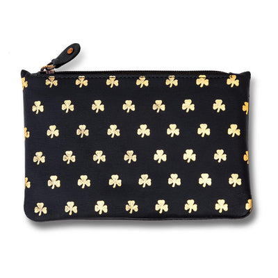 All Over Shamrock Coin Purse