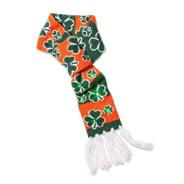 Shamrock Light Up Scarf