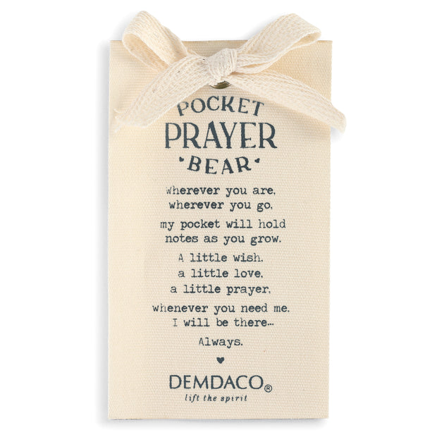 Pocket Prayer Bear
