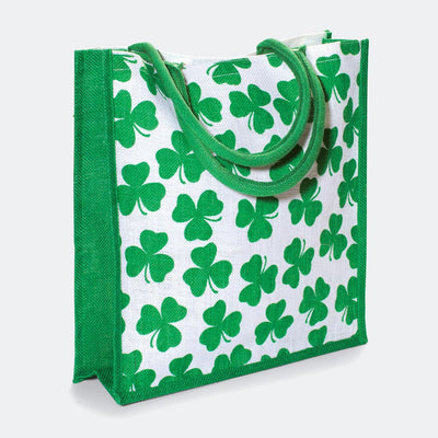 All Over Shamrocks Tote