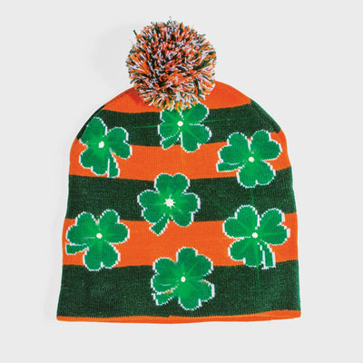 Shamrock Light up Hat