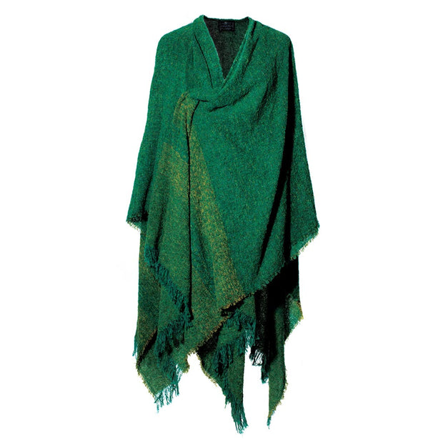 Kerry Woollen Mills Green Wrap