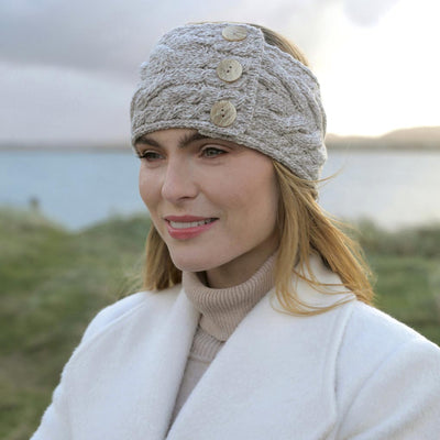 Merino Wool Head Wrap