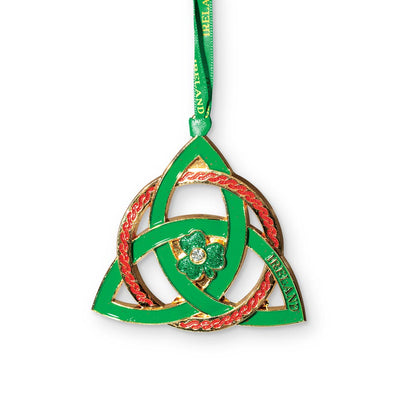 Trinity Knot Metal Ornament