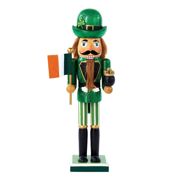 Irish Pride Nutcracker