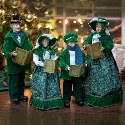 Irish Carolers