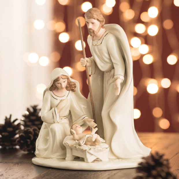 Belleek Nativity