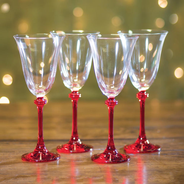 Galway Crystal Wine Flutes