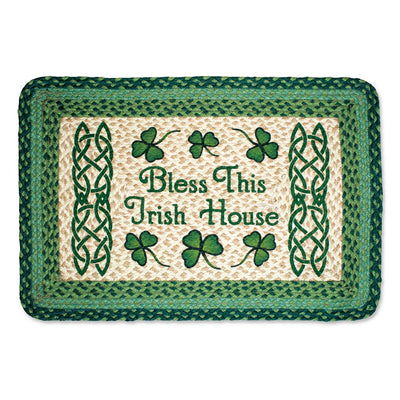 Bless This Irish Home Rug