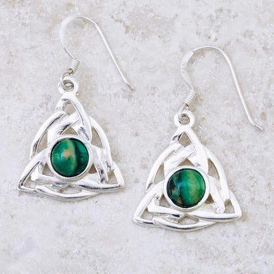 Heathergem Trinity Earrings