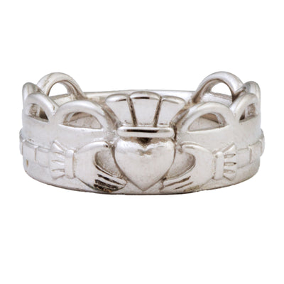 Unisex Claddagh Ring
