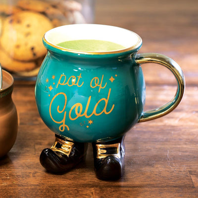Pot of Gold Mug