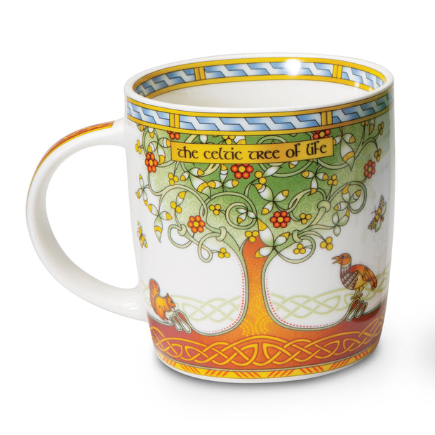 Celtic Tree Of Life Mug
