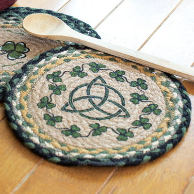 Irish Knot Trivet