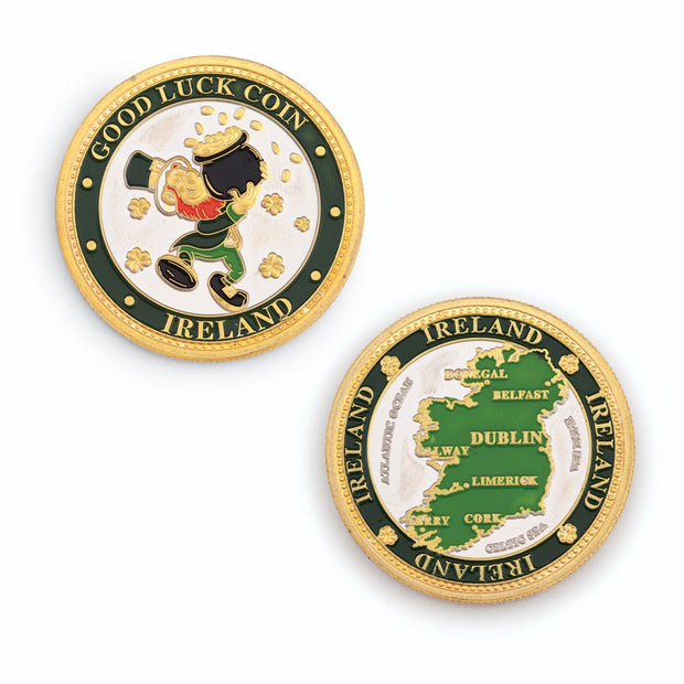 Leprechaun Collector's Coin