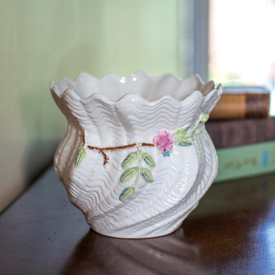 Belleek Masterpiece Collection Cache Pot