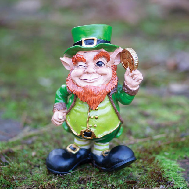 Wealthy Lucky Leprechaun